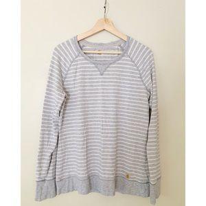 Carhartt T Shirt Jersey Top Striped Size